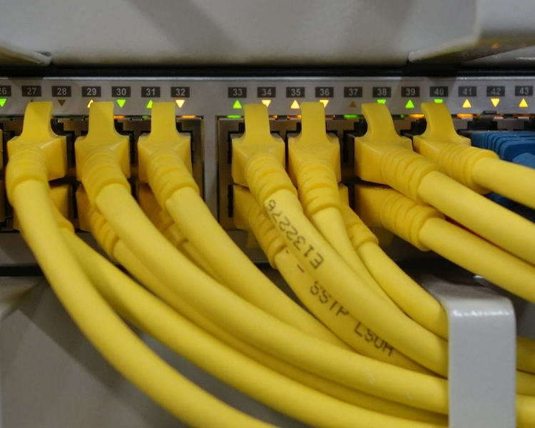 פריסת רשת תקשורת
