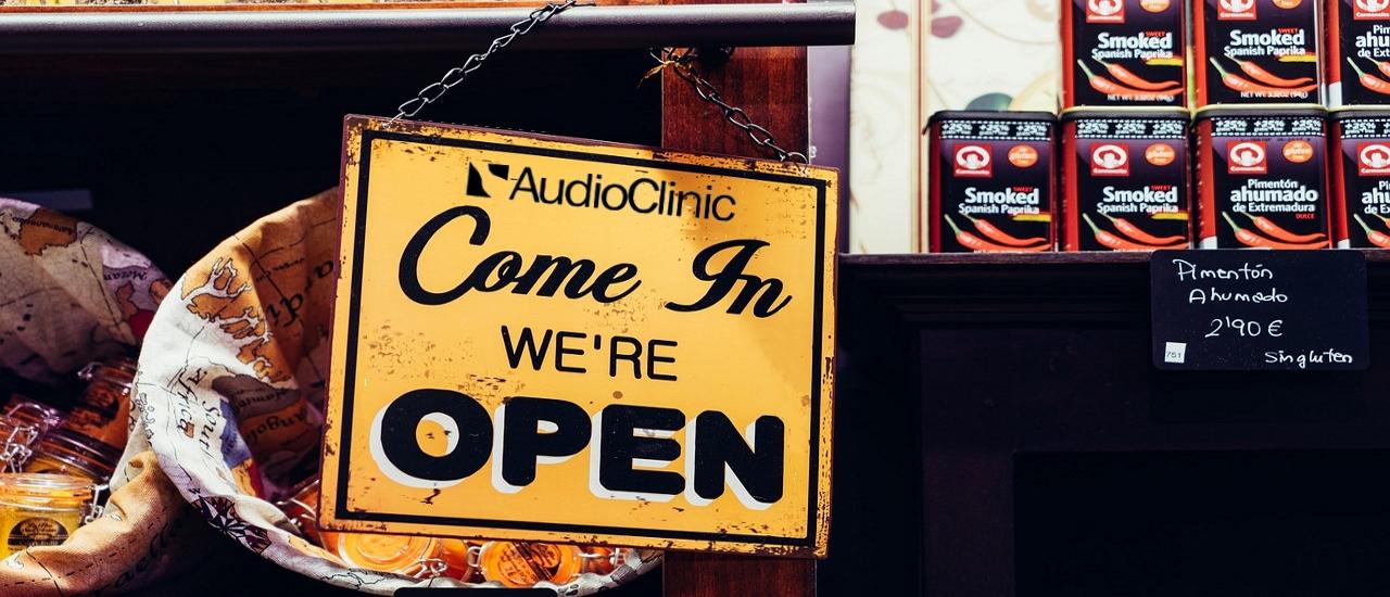 חנות אודיו קליניק